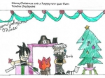 Okinia  - For Christmas Art Contest 2003