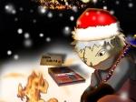 Azuma Mahmut - For Christmas Art Contest 2003