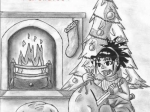 Iseyehugie - For Christmas Art Contest 2002