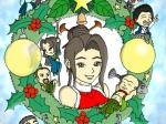 Kumanagai  - For Christmas Art Contest 2002